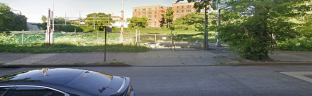 Site of new Commercial building, Jamaica Queens