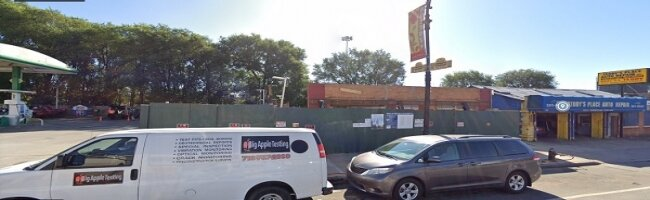In the South Bronx - New hotel site